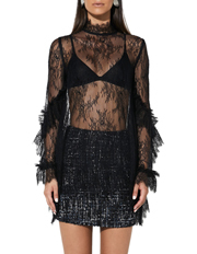 Mossman - The French Affair Top