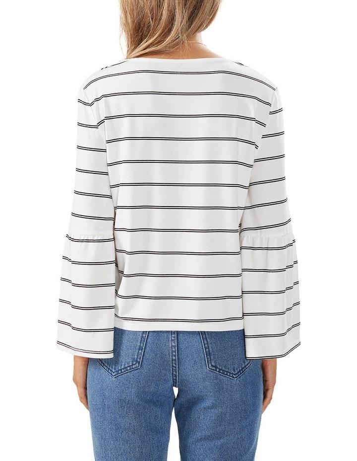 Double Stripe Fashion Top image 3