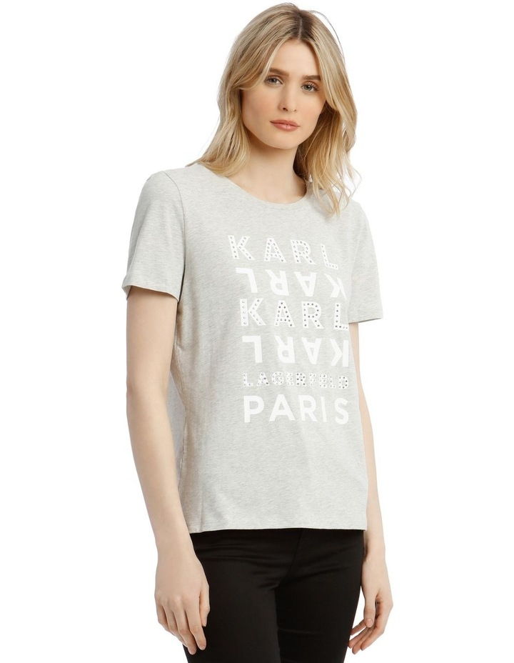 Bedazzle Karl T-Shirt image 2