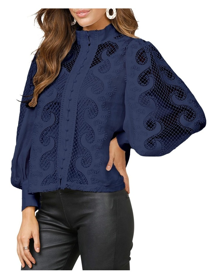 Victoriana Lace Blouse image 2