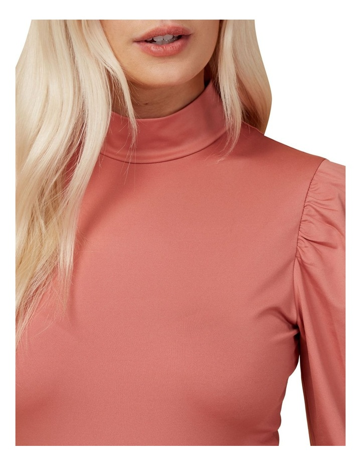 Puff Sleeve Bodysuit image 3