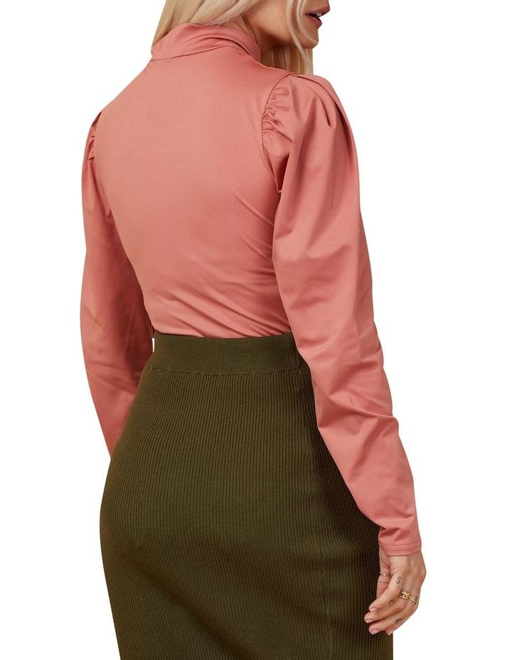 Puff Sleeve Bodysuit image 4
