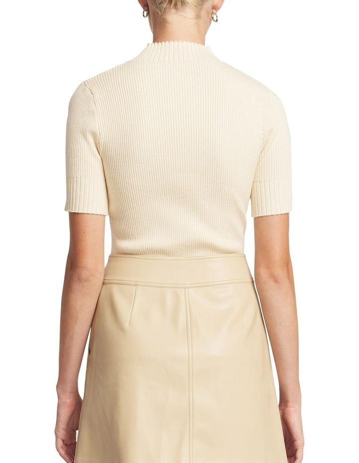 Andie Merino Short Sleeve Knit image 3