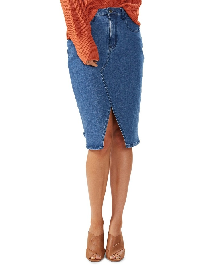 Denim Skirt image 1