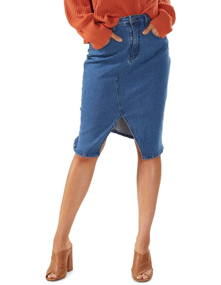 Denim Skirt image 2