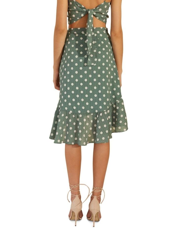 That Way Ruffle Midi Skirt image 4