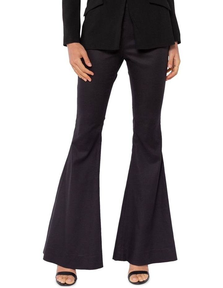 High Waisted Flare Pant image 1