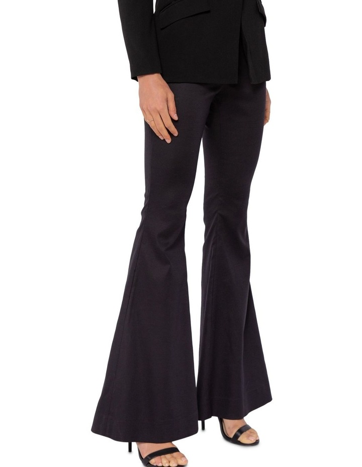 High Waisted Flare Pant image 2