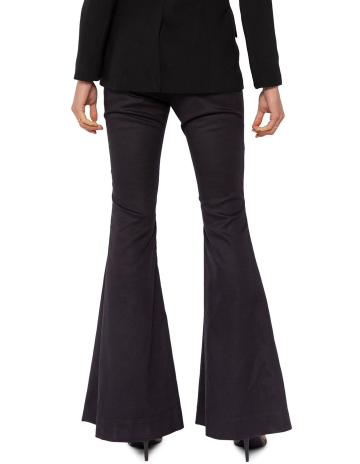 High Waisted Flare Pant image 3