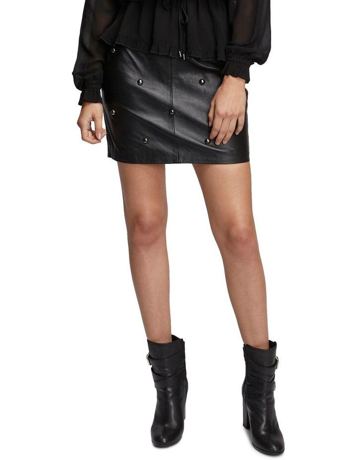 Lola Leather Skirt image 1