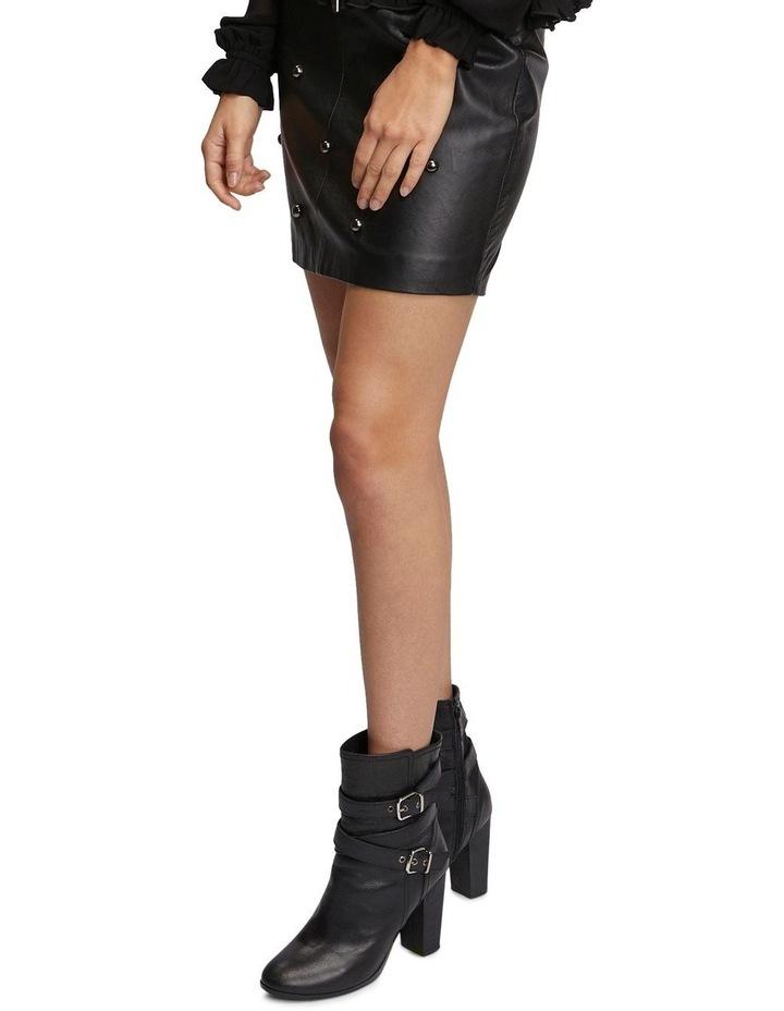 Lola Leather Skirt image 2