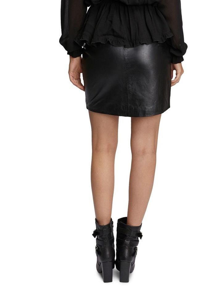 Lola Leather Skirt image 3