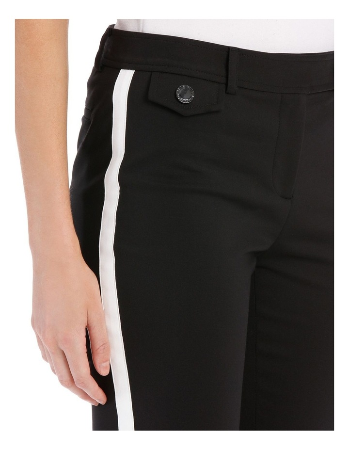 New Compression Pant W Tuxedo Stripe image 4