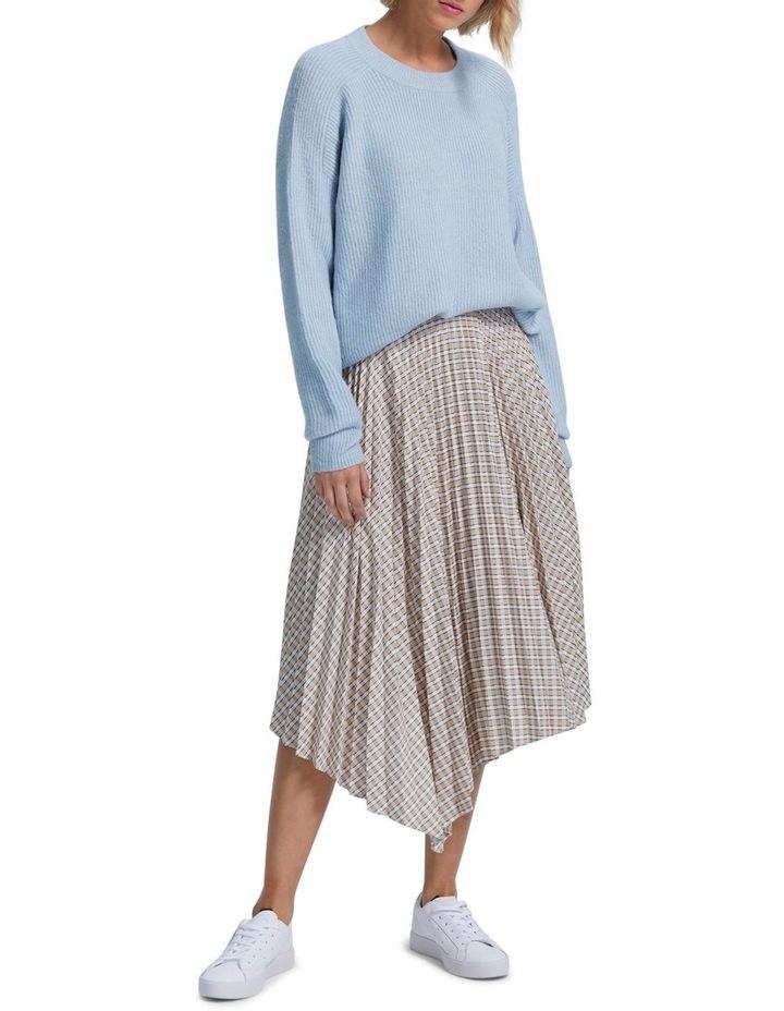 Josephine Pleated Midi Skirt image 1