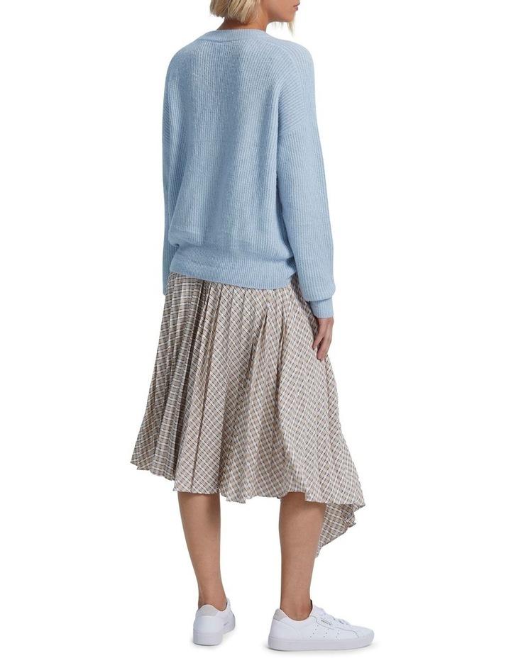 Josephine Pleated Midi Skirt image 3