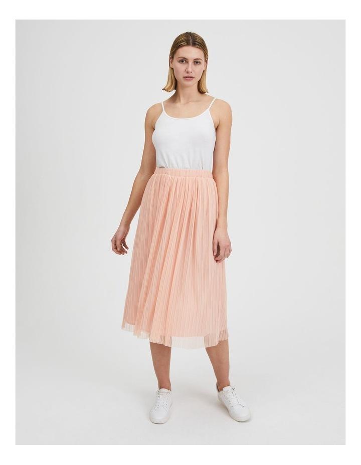 Sophie Tulle Midi Skirt image 1