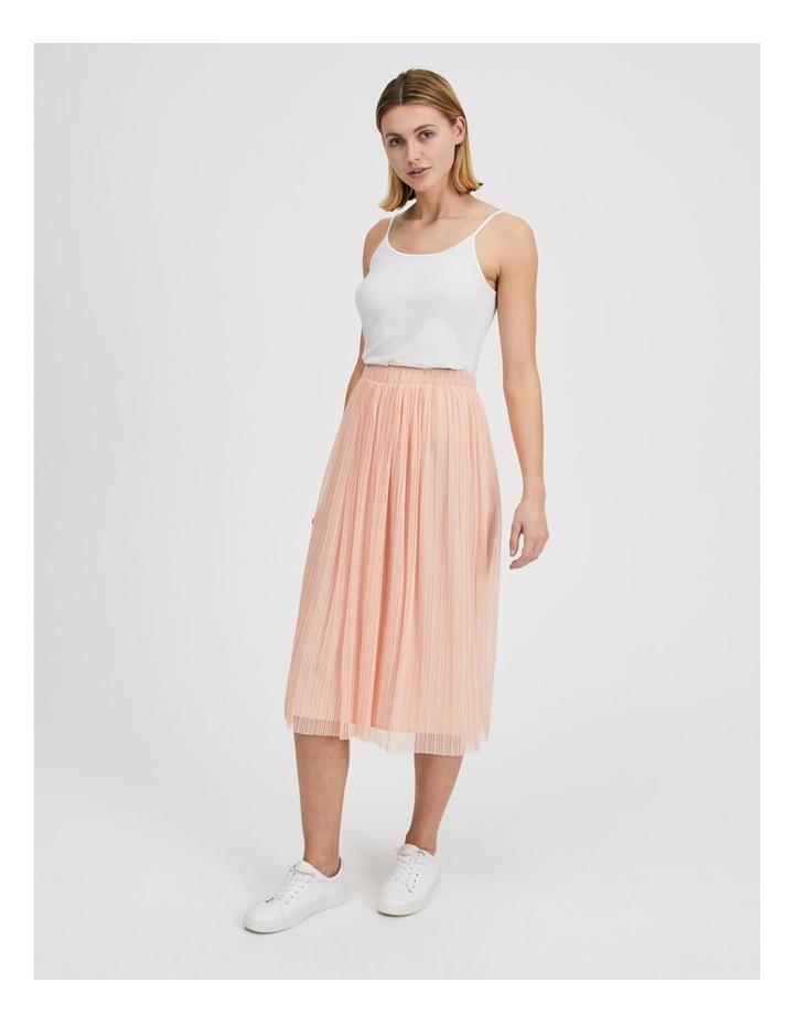 Sophie Tulle Midi Skirt image 2