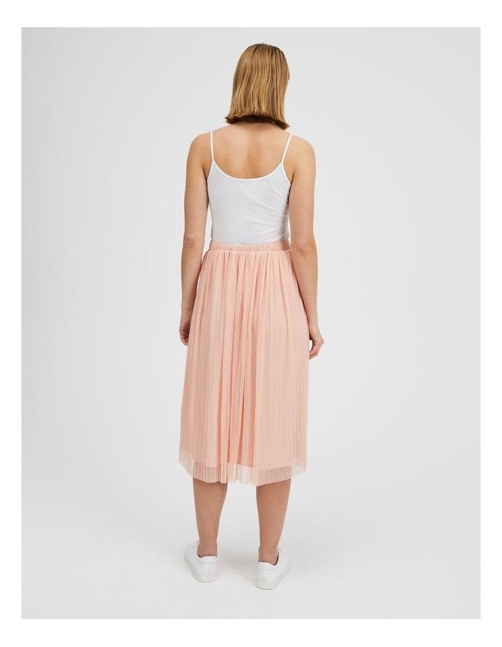 Sophie Tulle Midi Skirt image 3