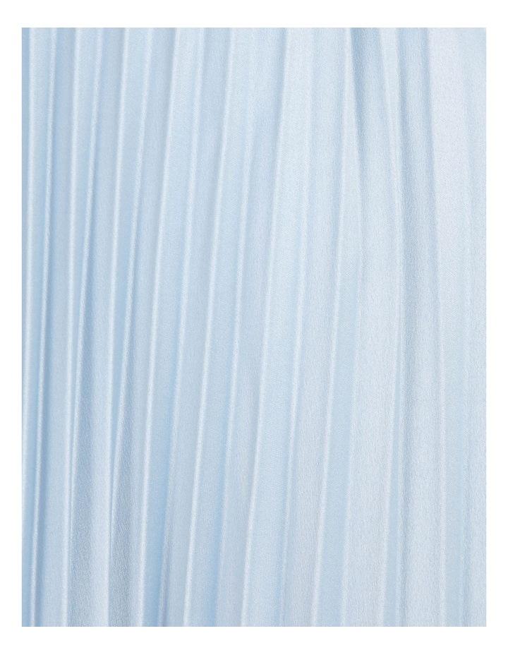Soft Pleated Midi Skirt image 5