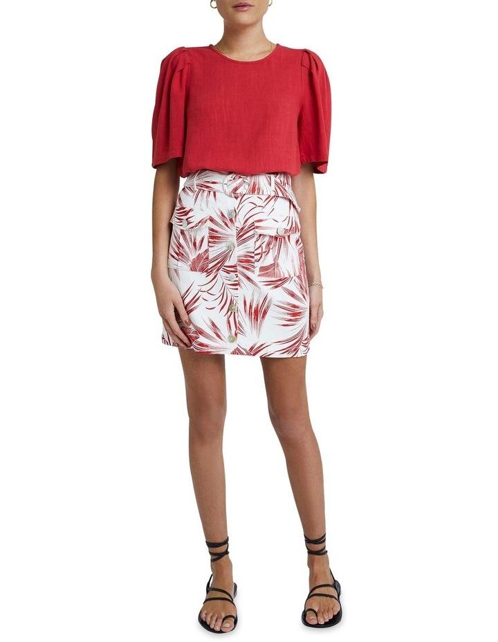 Paloma Belted Mini Skirt image 1
