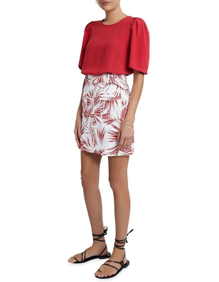 Paloma Belted Mini Skirt image 2