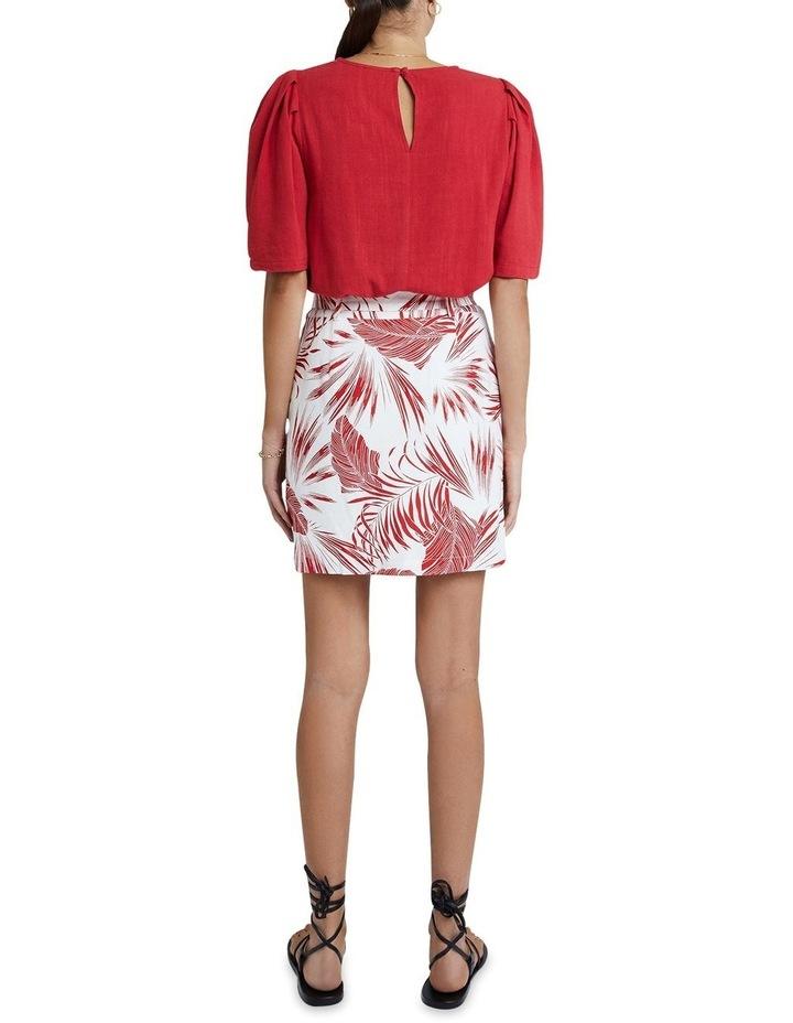 Paloma Belted Mini Skirt image 3