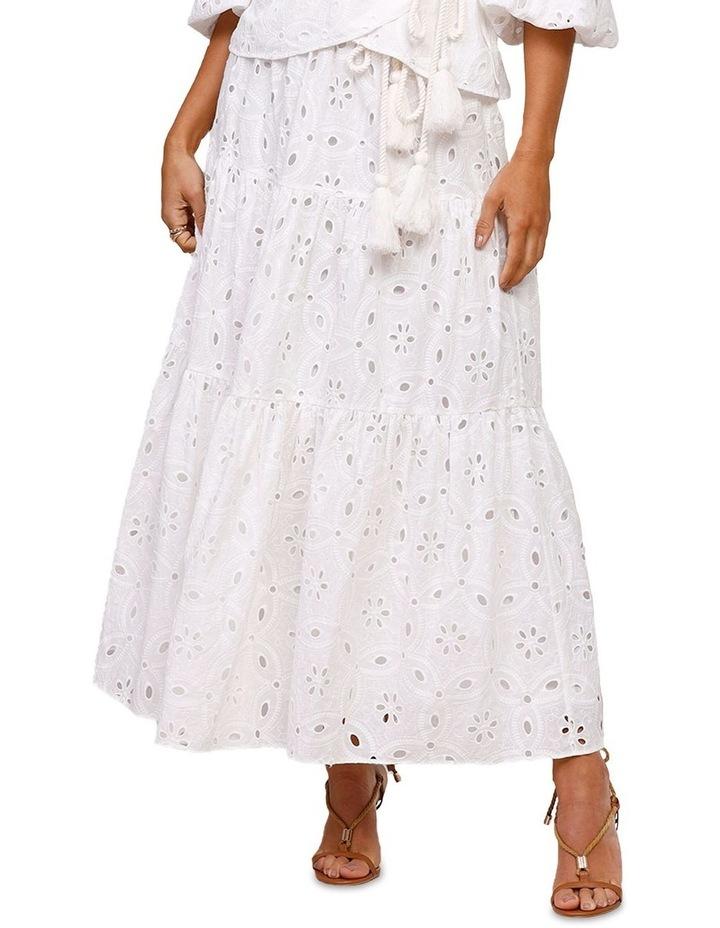 Modern Romantic Maxi Skirt image 1