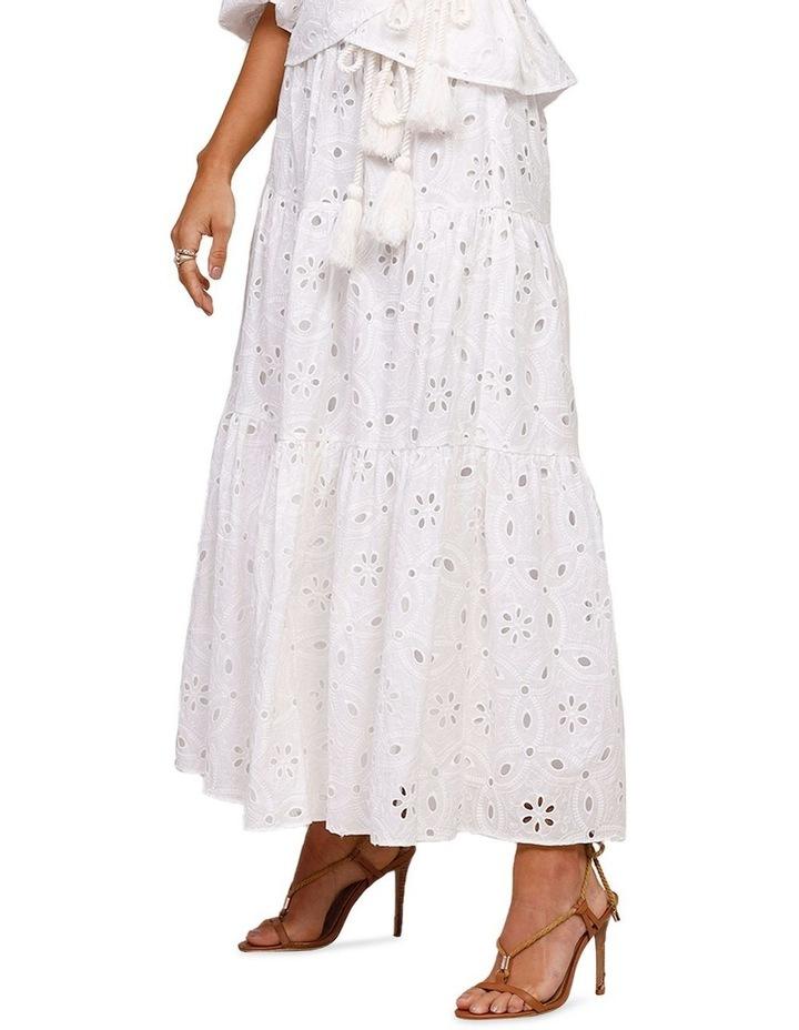 Modern Romantic Maxi Skirt image 2