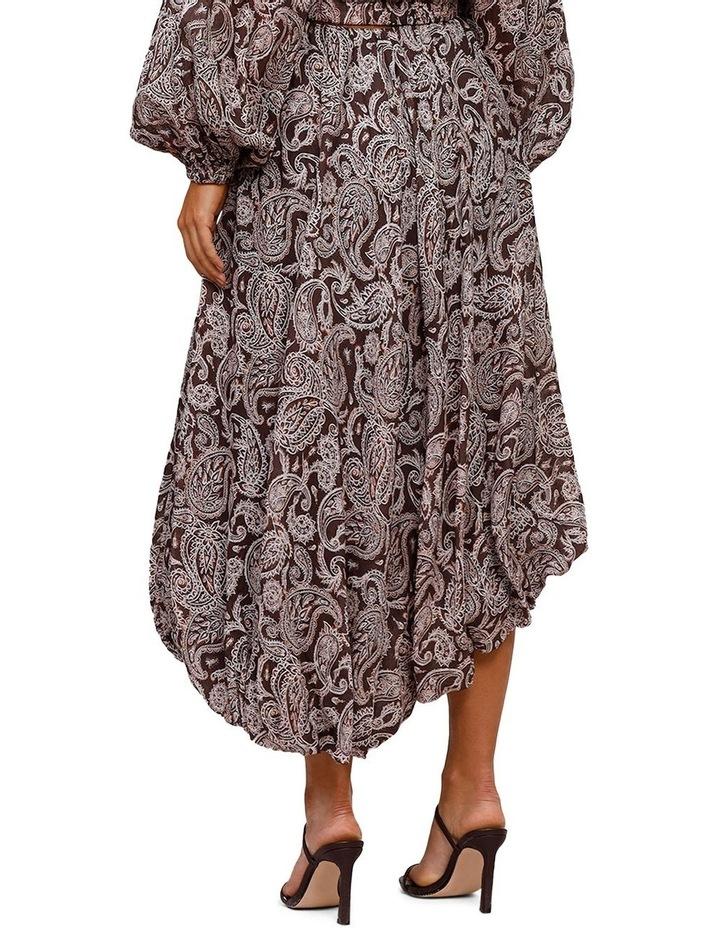 Prairie Asymmetrical Midi Skirt image 3
