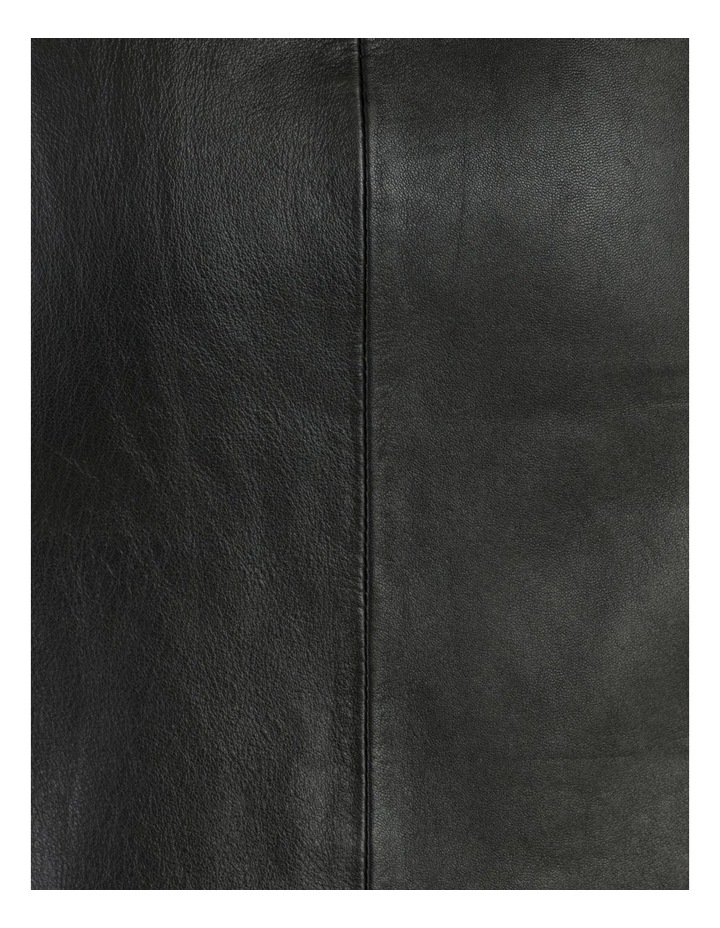 Trivial Leather Skirt image 7