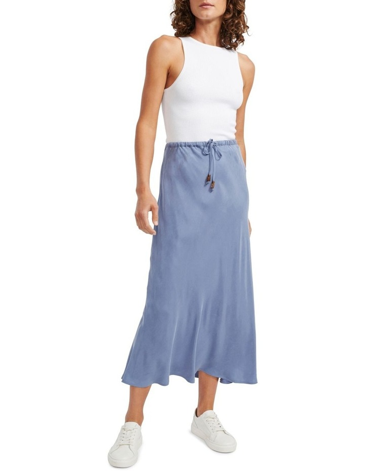 Verona Bias Midi Skirt image 1