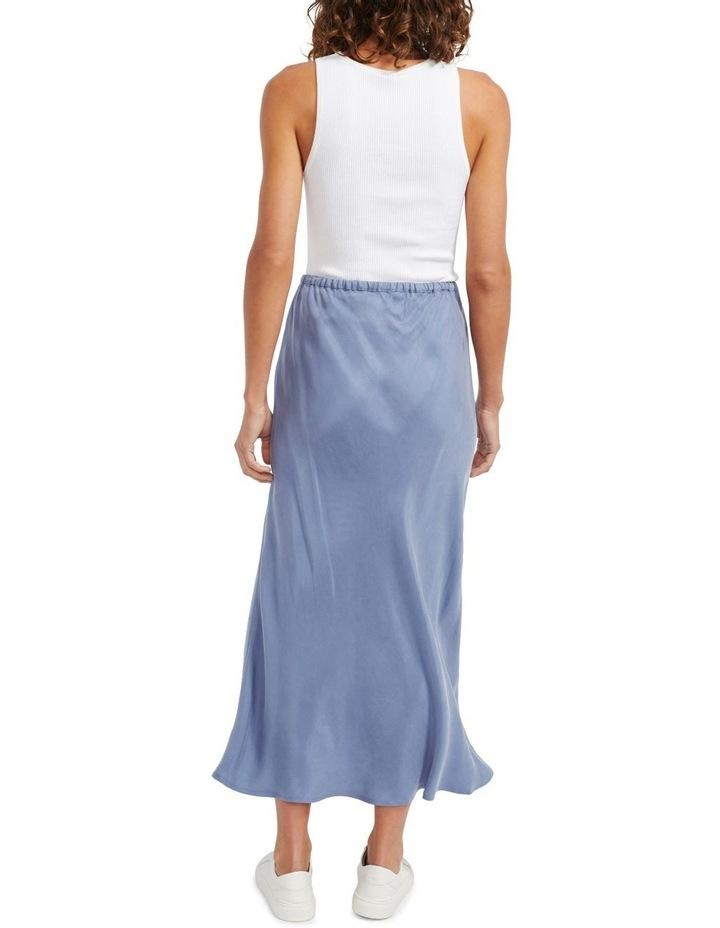 Verona Bias Midi Skirt image 3