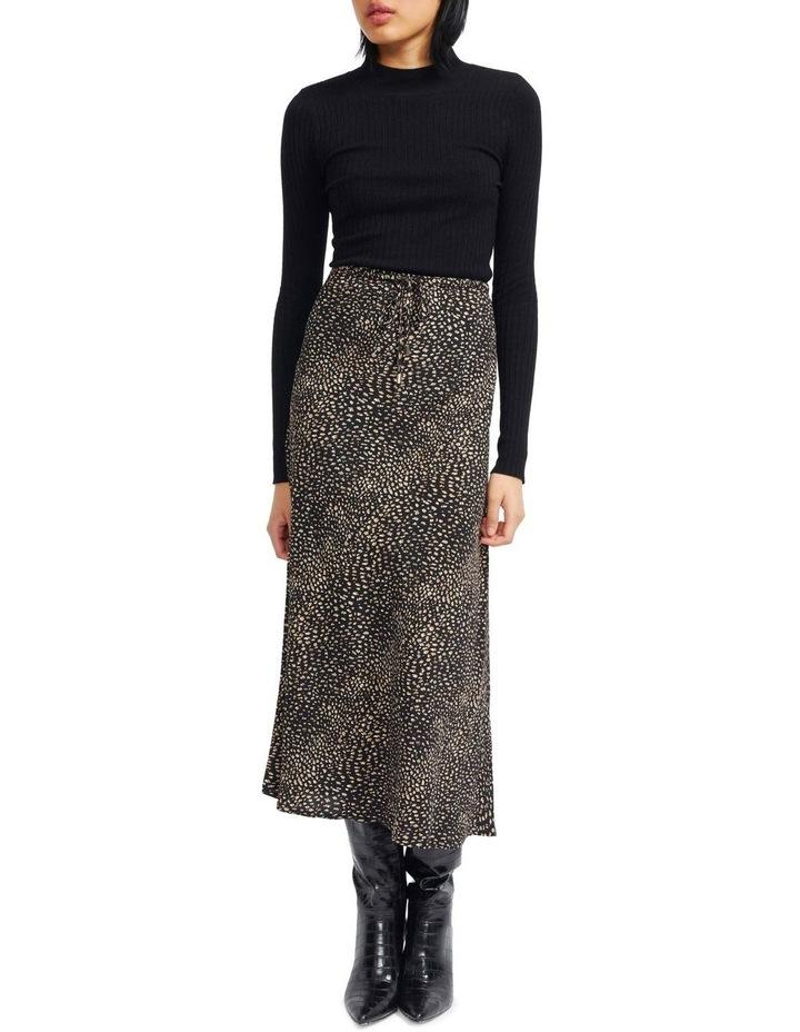 Sienna Bias Midi Skirt image 1