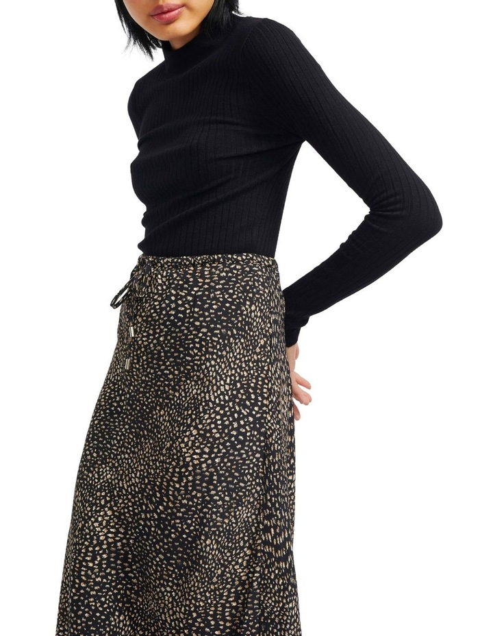 Sienna Bias Midi Skirt image 2