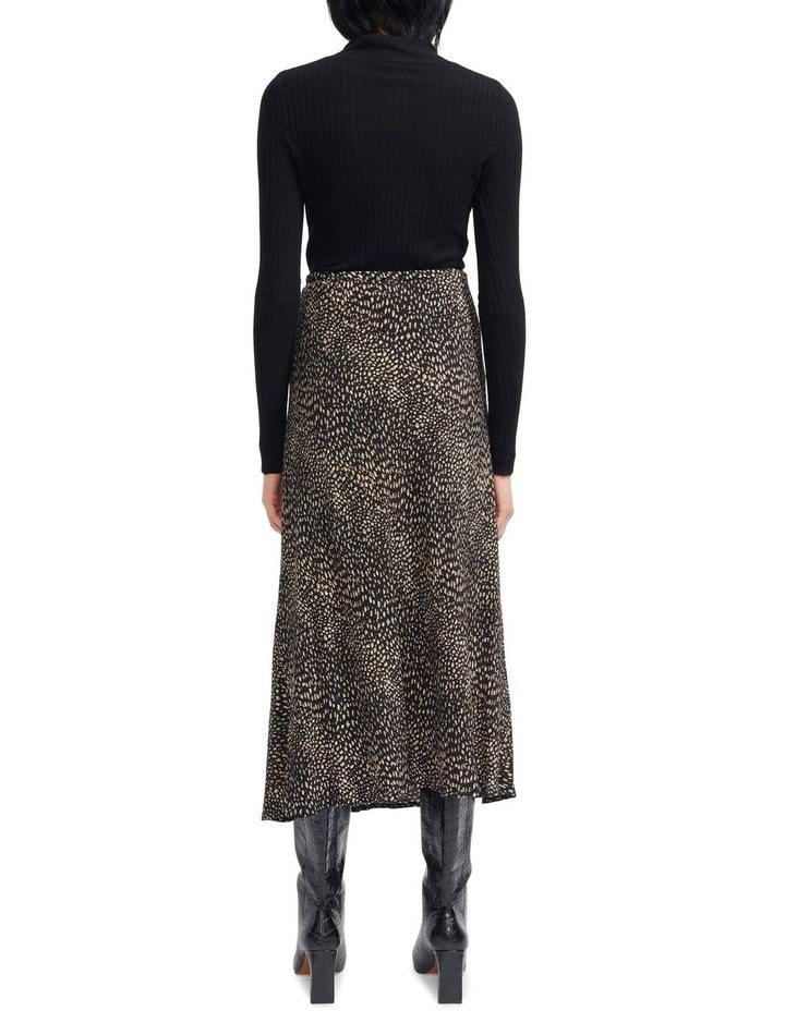 Sienna Bias Midi Skirt image 3
