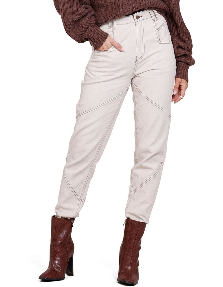 Westernly Denim Pants image 1