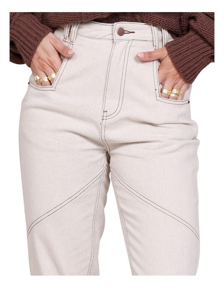 Westernly Denim Pants image 4