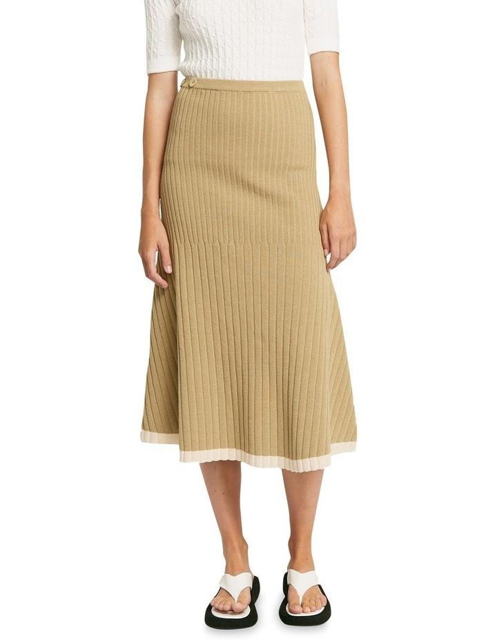 Leighton Contrast Skirt image 1