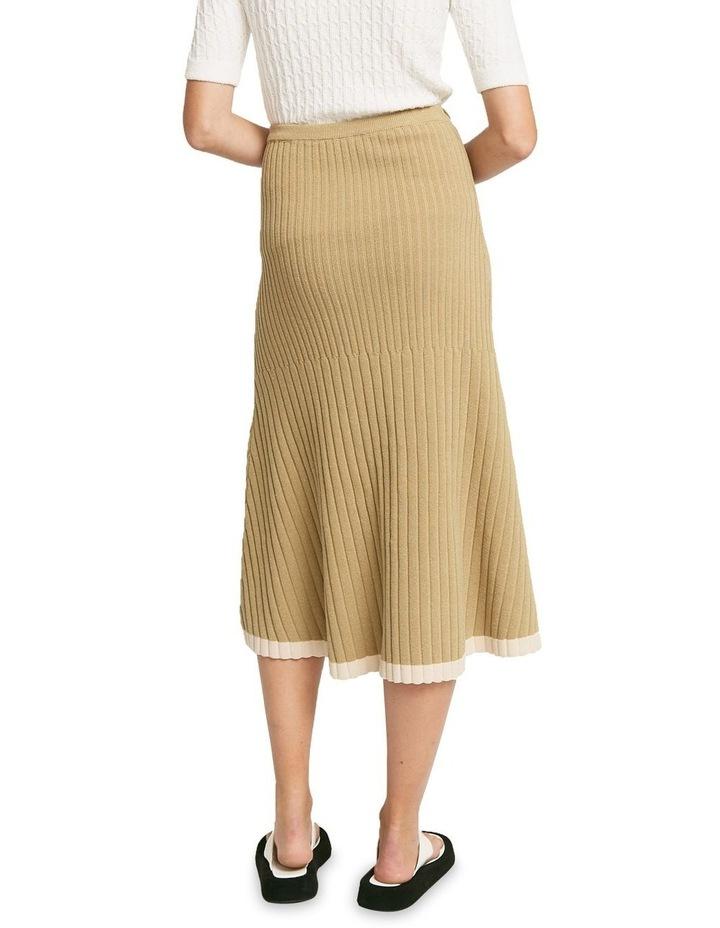 Leighton Contrast Skirt image 3