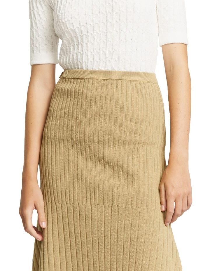 Leighton Contrast Skirt image 4