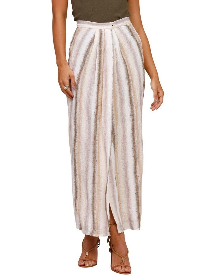 Seventies Soul Stripe Skirt image 1