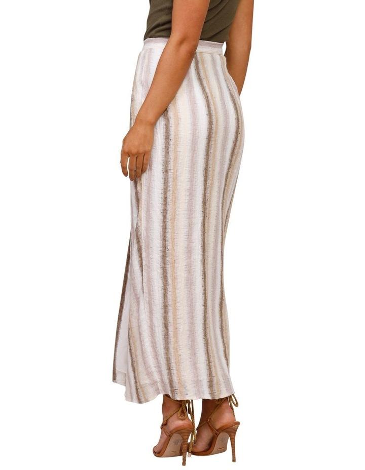 Seventies Soul Stripe Skirt image 2