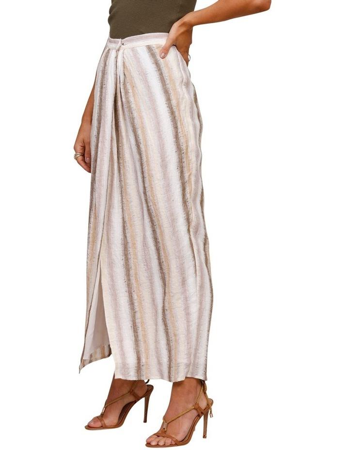 Seventies Soul Stripe Skirt image 3