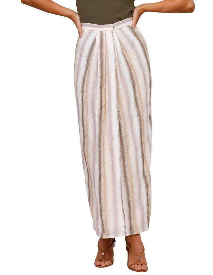 Seventies Soul Stripe Skirt image 4