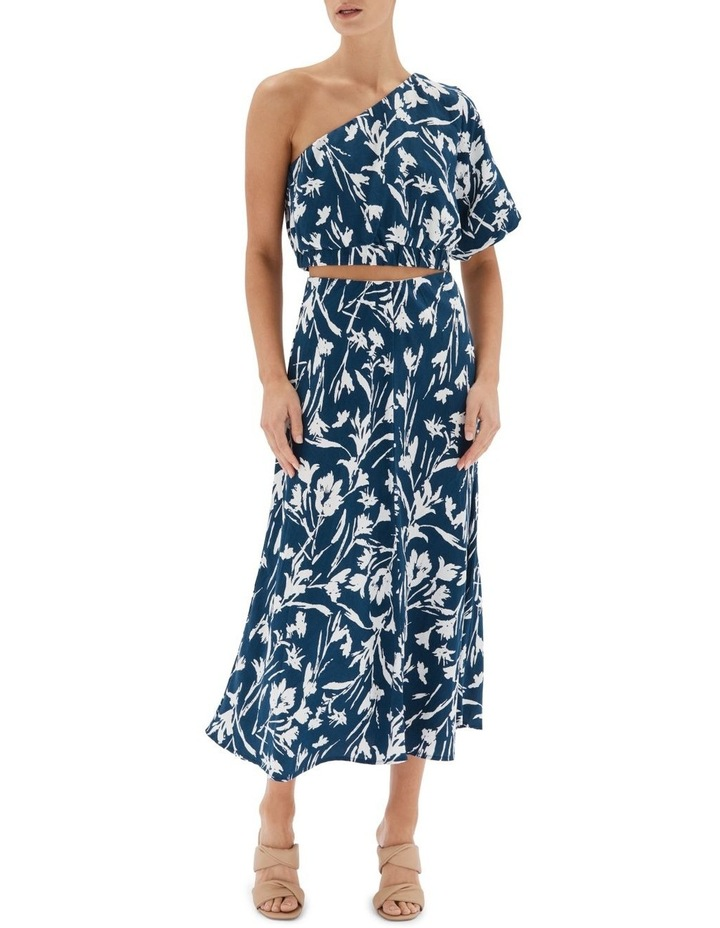 Alma Bias Midi Skirt image 1