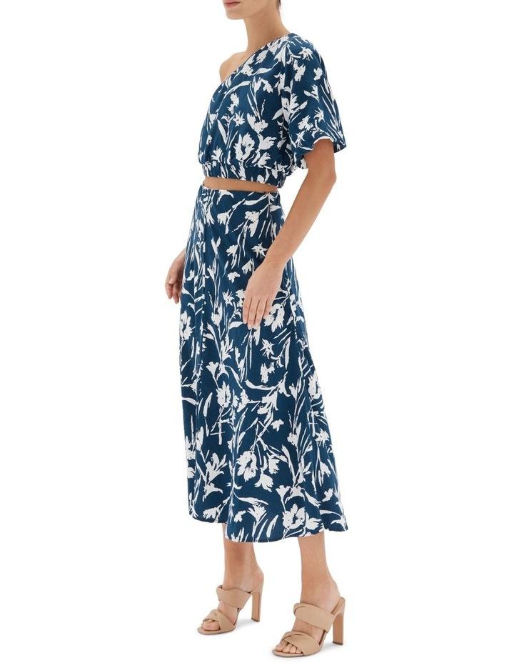 Alma Bias Midi Skirt image 3