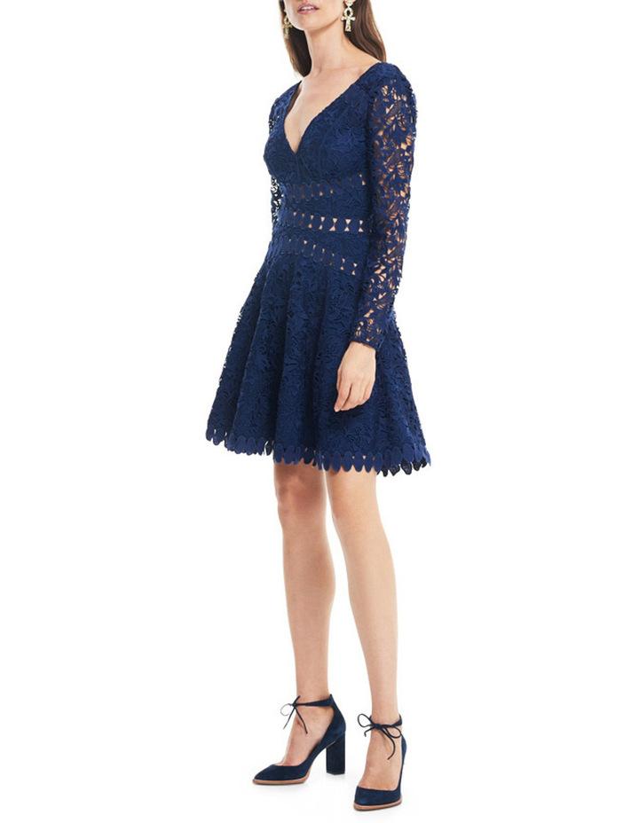 Aquino Lace Long Sleeve Dress image 1