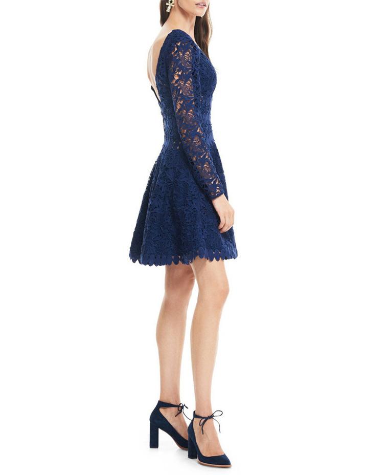 Aquino Lace Long Sleeve Dress image 2