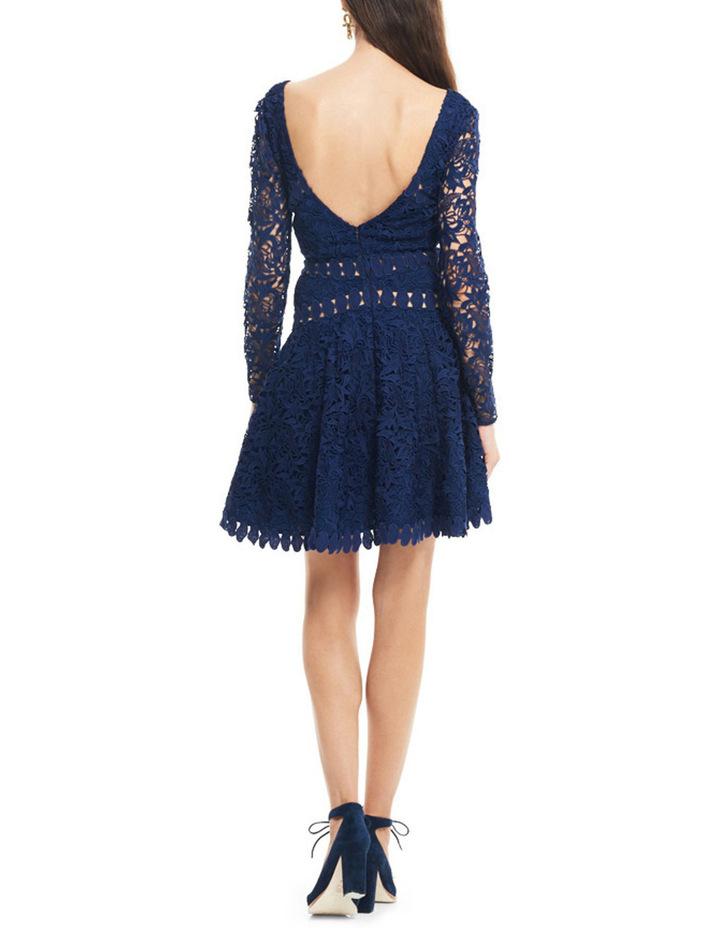 Aquino Lace Long Sleeve Dress image 3