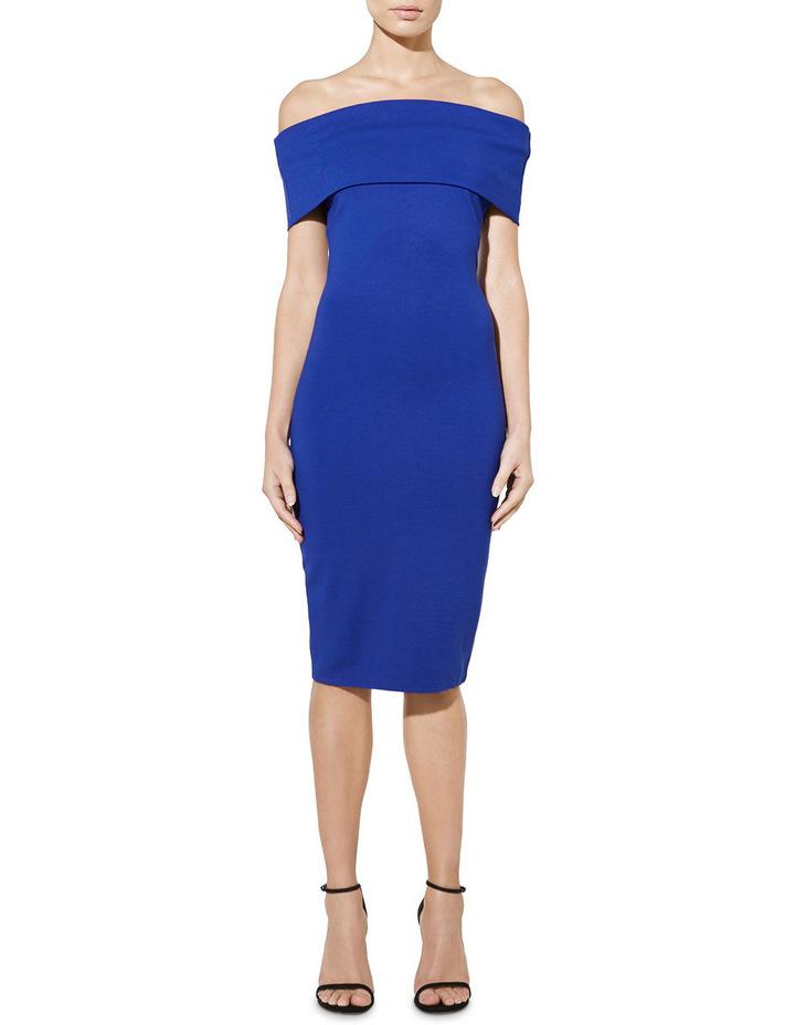 Bare Shoulder Dress image 1
